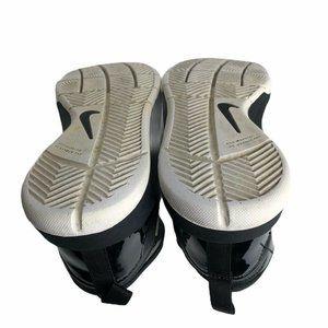 Nike Shoes - Nike Team Basketball Shoes Black Sneakers Sz 4.5Y